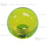 Clear Yellow Ball Top