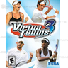 Virtua Tennis 3 Arcade Game Poster