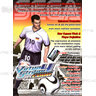 Virtua Striker 4 Arcade Brochure