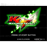 "King of Fighters Maximum Impact Regulation ""A"" Arcade Game Screenshot"