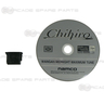 Wangan Midnight : Maximum Tune Software Disc and Security Chip (Jap ver)