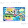 Pump It Up Prime 2 AM.Pass Card