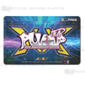 Pump It Up XX 20th Anniversary AM.Pass Card
