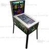 Haunted House 3D Digital Pinball Machine 12-in-1 Gottlieb Pinball Tables