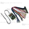 Sega Model 3 Wiring & Sound Amplifier Kit Angle View