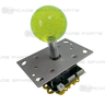 Illuminated Joystick(Green) for Fishing Game Machines Angle View