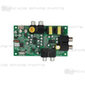 Pump It Up DSP Sound DVI PCB Assembly